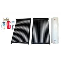 split pressurized Solar heater water