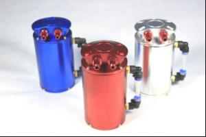 China Customized Breather Oil Catch Tank , Engine Oil Catch Can Diesel JBR-1111 on sale