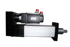 China Roller Screw Drive Servo Electric Cylinder With Different Motors 50~1500mm on sale