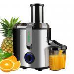Masticating Juicer Whole Slow Juicer Machine With Cold Press For Home Fruit Apple Orange Vegetable