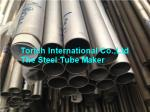 TA3 TA9 TA10 0.5 - 2mm Wall Thickness Titanium Welded Seamless Alloy Steel Pipe
