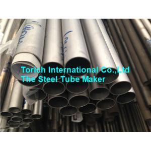 China TA3 TA9 TA10 0.5 - 2mm Wall Thickness Titanium Welded Seamless Alloy Steel Pipe on sale