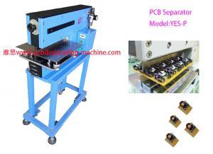 China 2.5MM厚い別の板PCB デパネリング用具は400mmの板の長さにモーターを備えました on sale
