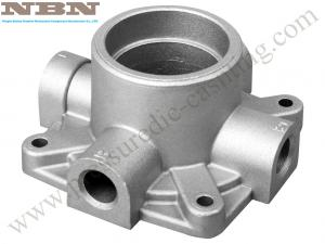 China ODM painting surface finishing Custom Pressure Die Castings on sale