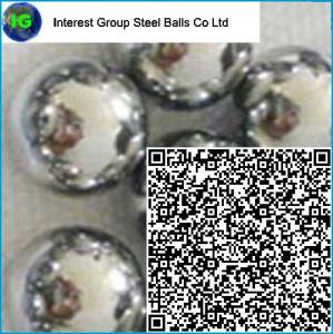 China 52100 ball / Chrome steel balls / bearing steel ball / precision steel ball on sale