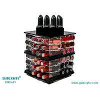 Acrylic Cosmetic Organizer Lipstick Tower Fit For Any Size Lispticks