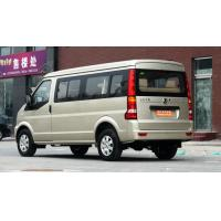 White Dongfeng Mini Van / Electric Cargo Vans C35-LHD With Left Hand Driving