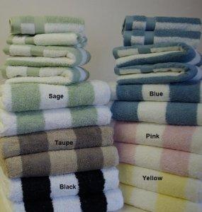China jacquard bamboo bath towel on sale