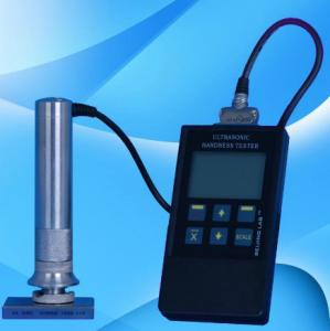 China Ultrasonic Portable hardness tester, digital hardness meter, metal hardness tester on sale