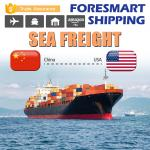 Shanghai To Los Angel USA 20FT Container Freight Forwarder