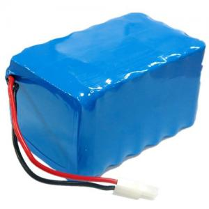 China Rechargeable Battery Pack 12V 21Ah with PCM and Connector on sale
