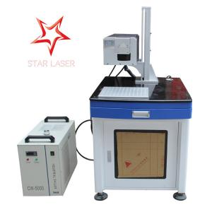 China Automatic UV Laser Marking Machine Stable Performance For Mobile Communications on sale