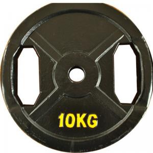 China Exercise Metal Weight Plates / Olympic Lifting Plates For Bodybuilding on sale
