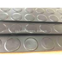 Industrial Cattle Round Stud Rubber Mats Horse Cow Stable Rubber Sheet With Various Pattern