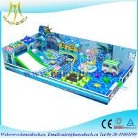 China Hansel 2017 hot indoor kids game room equipment indoor play park children game equipment on sale
