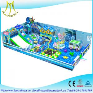 China Hansel 2017 hot indoor kids game room equipment indoor play park children game equipment on sale