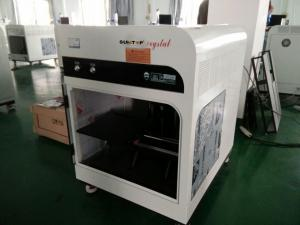 China Crystal Laser Engraving Machine, 3D Glass Laser Engraving High Resolution on sale