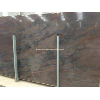 Luxury Elegant Brown Granite Slab