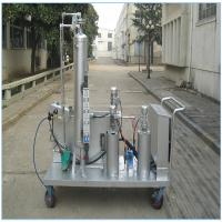 High efficiency small movable industrial wastewater treatment dissolved air flotation machine for sale