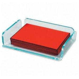 China High Quality Acrylic Memo Holder For Office Use on sale