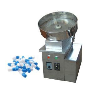 China 500W Single Plate Capsule Tablet Counting And Filling Machine on sale