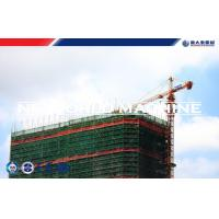 6Ton 150M QTZ63 Type Construction Tower Crane With CE / ISO Certificates