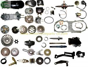 China OEM 1PE40QMB 2T Air cooled Scooter Engine Parts , single cylinder type on sale