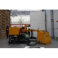 High Effective Hydraulic Underground Drilling Rig For Coal Mine Tunnel ZDY4000