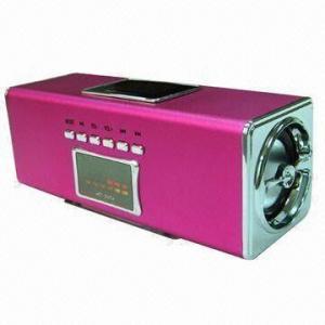 China Sound Bar Speaker with FM Radio Function and Lyrics Display on sale