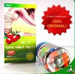Cápsula erval da perda de peso do comprimido da dieta do emagrecimento do fruto do poder super de Meizi