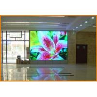 China Professional PH6 mm Indoor Full Color Led Digital Display Boards for Bank Currency Sign on sale