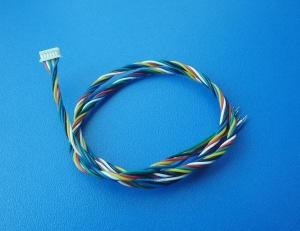 China Twist Wire Harness Cable Assembly Alternate FCI 10114826-00005LF For Digital Camera on sale