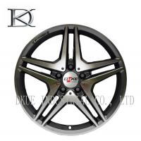 Alloy TE37 Replica Wheels Polishing Machined , 18 Inch Forged Wheels