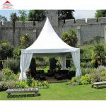 Colorful 4X4M Outside Gazebo Tent For Sport , Family Party And Exhibition