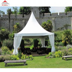 China Colorful 4X4M Outside Gazebo Tent For Sport , Family Party And Exhibition on sale
