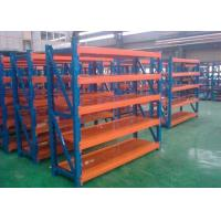 Multi Purpose Heavy Duty Shelving , Heavy Duty Metal Storage Racks Customized Height