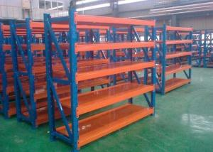 China Multi Purpose Heavy Duty Shelving , Heavy Duty Metal Storage Racks Customized Height on sale