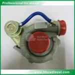 China FAW truck parts turbocharger GT22 704809-5002 wholesale