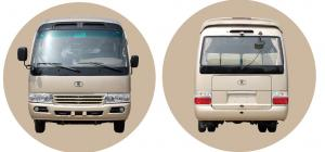 Right Hand Drive Vehicle 25 Seater Minibus 2+2 Layout With