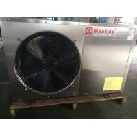 7kw house Heating Air source heat pump  staninless steel shell