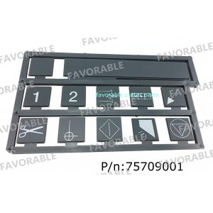 Quality Storm Interface Keyboard Silkscreen 700 Series Especially Suitable For Gerber Cutter Gtxl 75709001 for sale