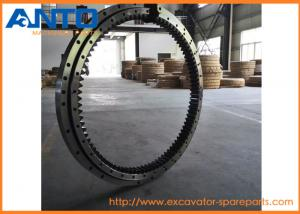 206-25-00320 206-25-00301 Excavator Swing Gear Circle For Komatsu