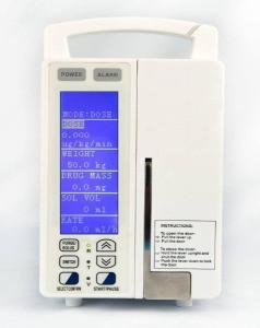 China Medical Portable Electric Smart Infusion Pump With Drug Library on sale