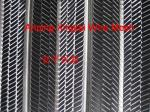 Wall Structure Galvanized Expanded Metal Lath 10cm Rib Distance Formwork Mesh