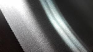 China Perforated Sheet Stainless Steel AISI-316 L Grade  DIN1.4404 UNS S31603 NO.4 Finished on sale