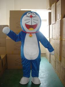 Quality Custom Kids Cartoon Character Doraemon Entertainment Costumes for sale