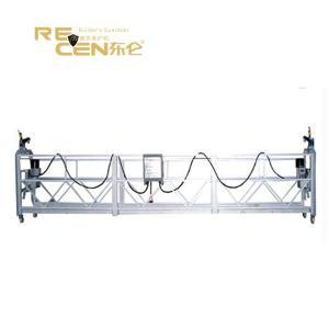 China Aluminum Alloy Suspended Platform Gondola Construction Working Customized on sale