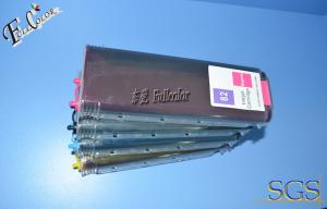 China Long refillable large format ink cartridge suitable for HP Designjet 815 Printer for Print on photo paper on sale