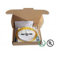 Single Mode Fibre Optic Couplers FBT 1X2 1310nm For Network / Telecom