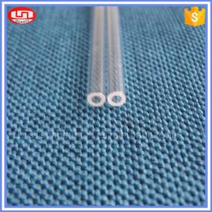 China New design OEM acceptted quartz tube for tube furnace on sale